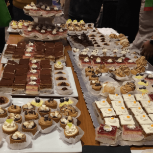IAABC Conference Desserts