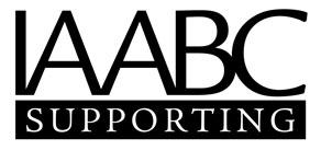 IAABC Supporting Member Logo